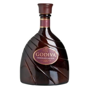 GODIVA - 巧克力利口酒 - 75CL