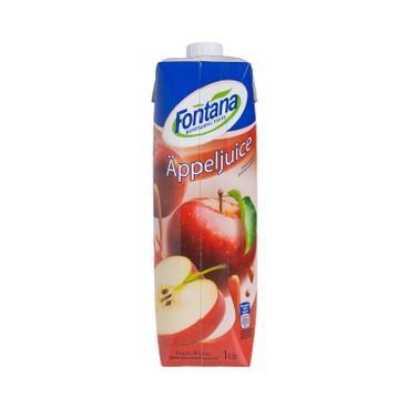 FONTANA - 蘋果汁 - 1L